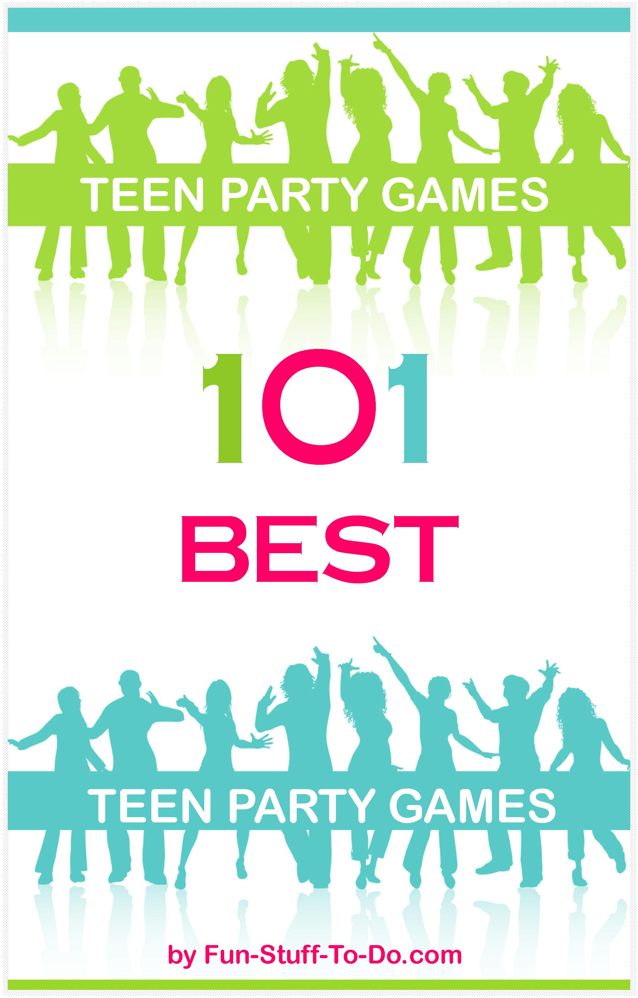 Beach game party teen