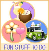 Fun Stuff To Do Button