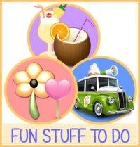 Fun Stuff To Do Button
