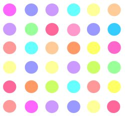 polka dot maker, dot grid, circles, free templates,high resolution ...