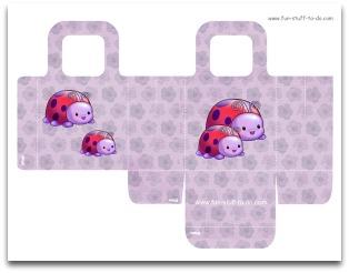 favor bag, gift bag, goodie bag, party bag, purple bag, floral party bag, party decoration ideas, birthday party decoration