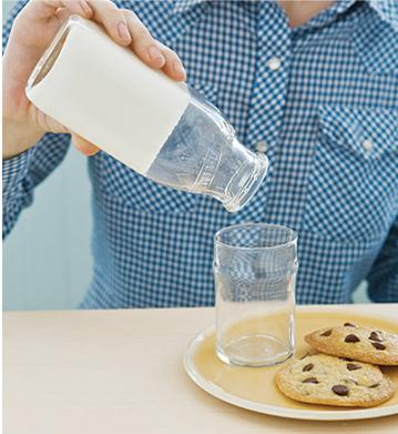 Milk prank