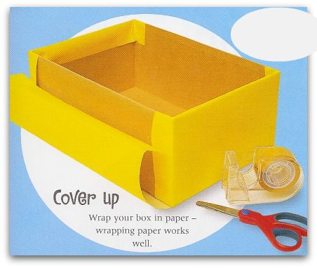 cover craft tool box