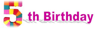 fith birthday party games