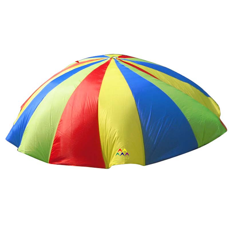 parachute game, 6-45 feet parachute, fun games, youth games, group games