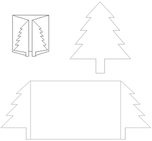 Christmas Tree Template Free Printable - www.yuyellowpages.net