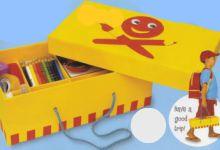 crafts for kids craft box