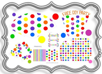 free party decorations, birthday party hats, fun party ideas, kids birthday party ideas, kids birthday party supplies, party decoration ideas