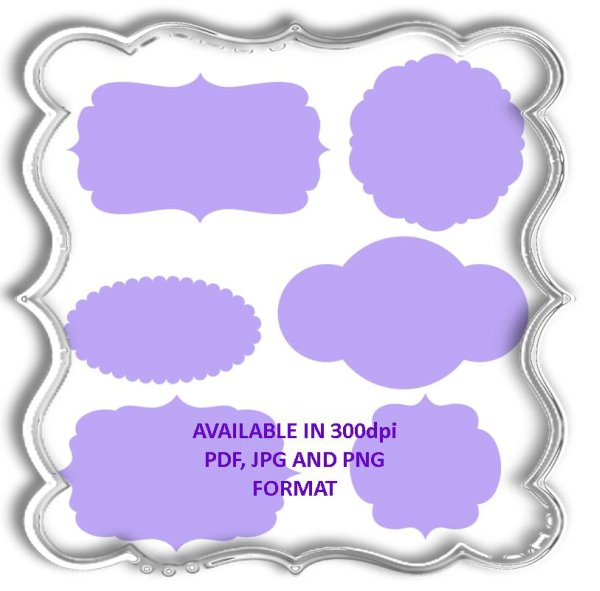 tags and labels templates