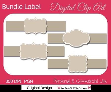 Label & Frame | Clip Art