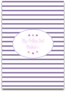 Stripes, purple, pearl, craft, scrapbooking