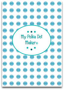 polka dot, pearls, templates, printable, craft paper