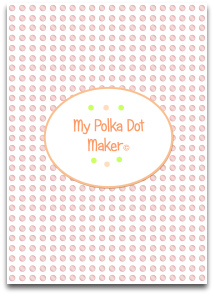 polka dots, red, templates, printable, high resolution