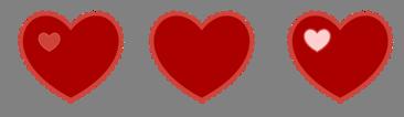 printable heart shape