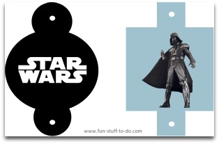 party decorations straw decorations party decorating ideas birthday party decorations - Star Wars Party Decorations