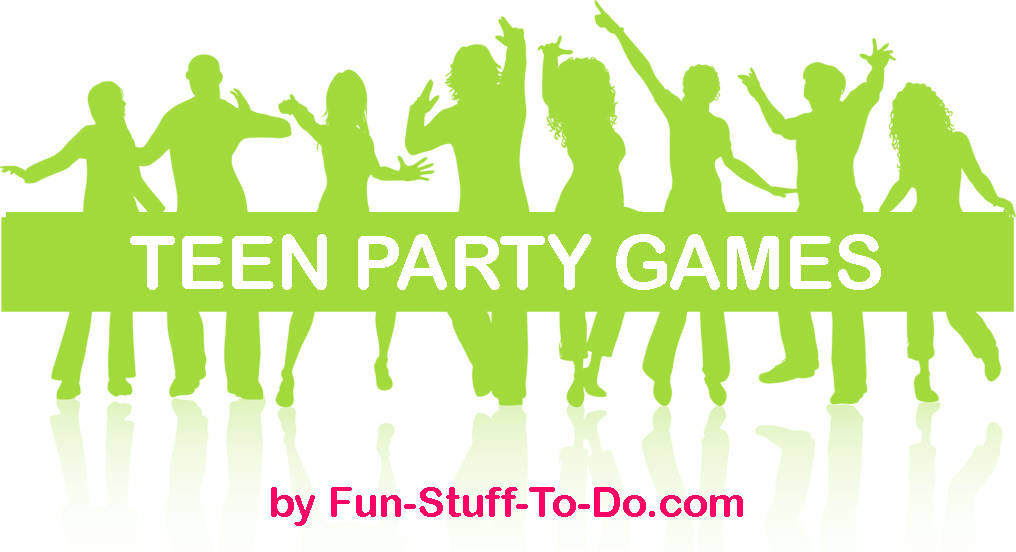 Teenage party games