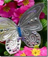 Soda Can Butterfly