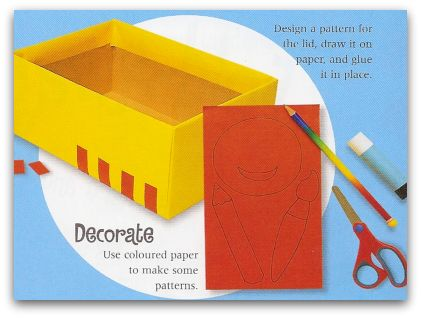 decorate craft tool box