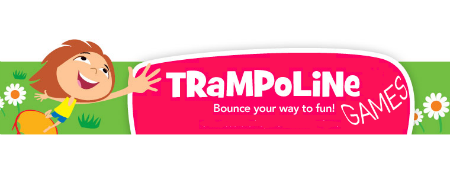fun trampoline games