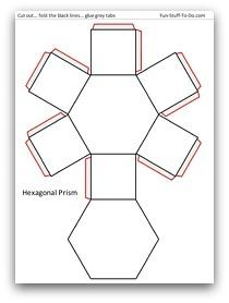 printable shapes