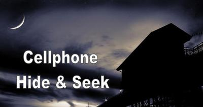 Cell or Mobile Phone Hide and Seek