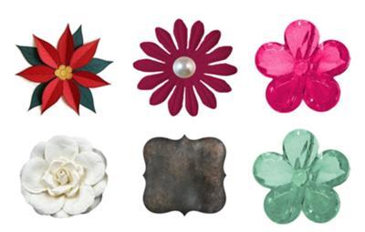 Napkin Ring Embellishments
