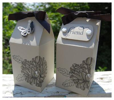 Original Milk Carton Box Template