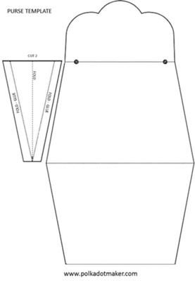 Handbag / Purse Template