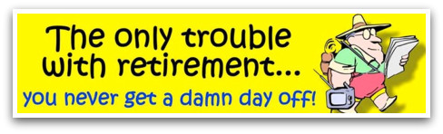 retire, pension