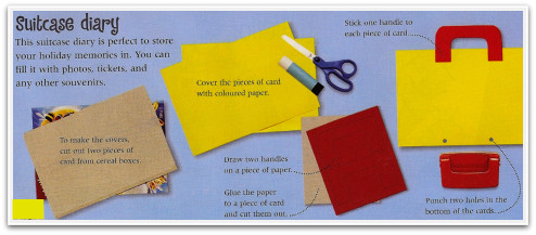 Easy Crafts For Kids Project 7 How To Make A Scrapbook