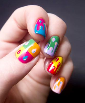 Spin The Bottle Nail Polish - Fun Teen Game