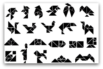 graphic about Tangrams Printable Pdf identify Tangrams Pursuits Styles Styles Expert services and