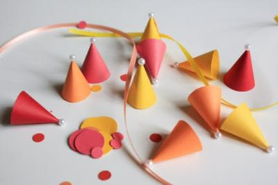 Party Hat Table Confetti