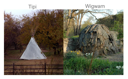 tipi-wigwam-difference  sc 1 st  FUN STUFF TO DO & Tipi Tent | Teepee |Tepee | Wigwam | Make American Indian Home