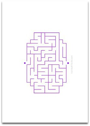 easy mazes, simple mazes