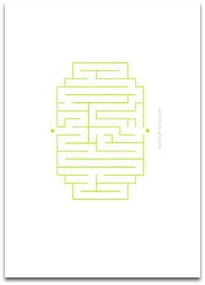 simple maze, easy mazes