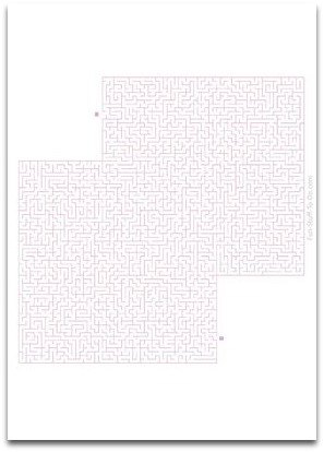 difficult mazes