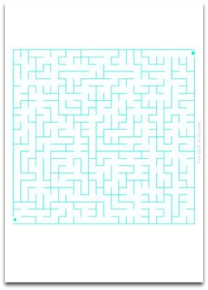 simple mazes