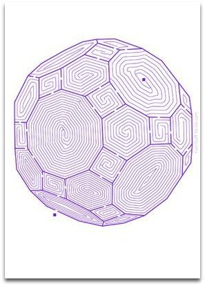 shape maze