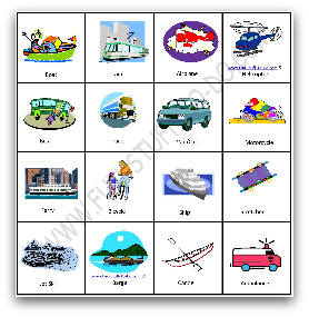 picture about Travel Bingo Printable called Drive Bingo - Absolutely free Printable Bingo Playing cards and Online games