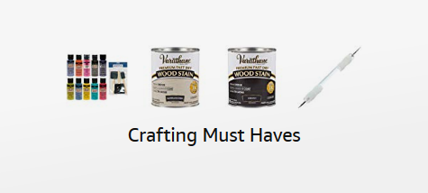 crafting must haves