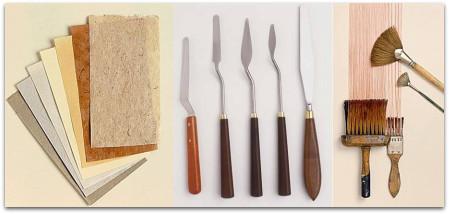 Specialist craft tools