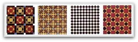 African motif, ethnic motif, ethnic design, geometric design ideas