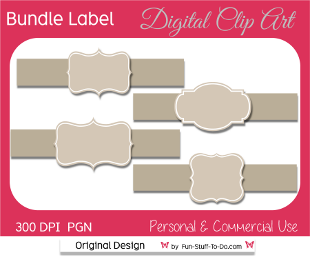 label, banner, digital, clip art, designing label, fancy clip art, label clip art, bracket frame, fancy label shapes
