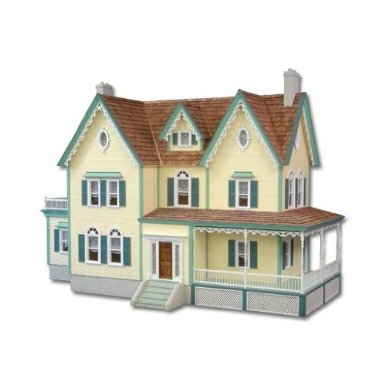 Most popular dollhouse kits to build