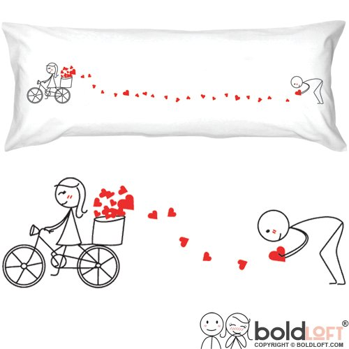 body pillow, boldloft, gifts for couples