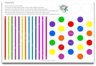 pinwheels, paper crafts, paper pinwheels, pinwheel pattern, pinwheel template, party decoration ideas, birthday party decoration, party supplies