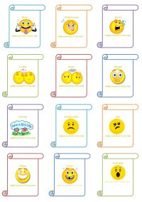 free printable charades cards, emoticons, charades words, charades cards, free charades cards, charades ideas, charade ideas, kids charades, charades for kids, charades for adults