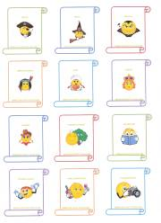 picture relating to Charades for Kids Printable identify Children Charades Basic and Even further Enjoyable