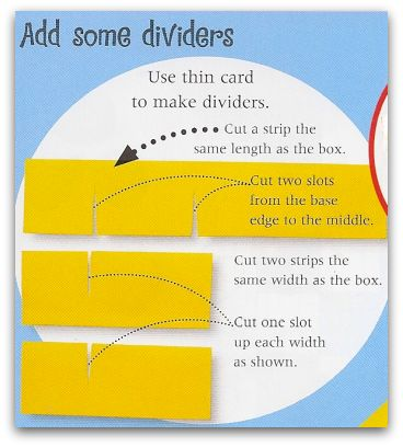 make dividers